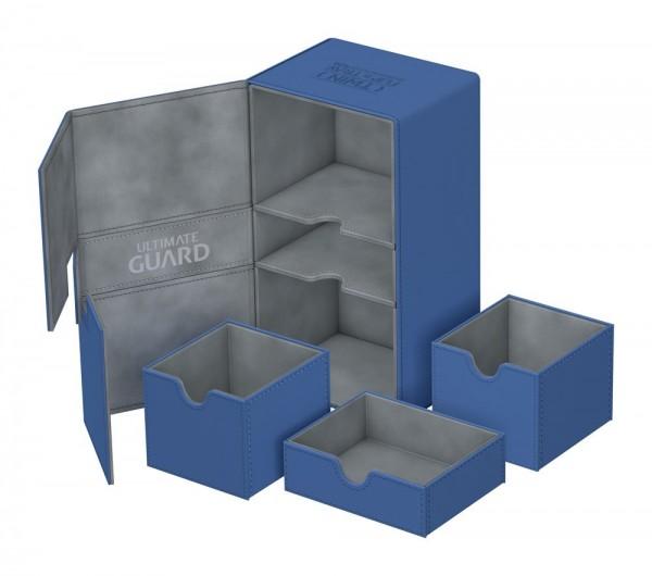 Ultimate Guard Twin Flip´n´Tray Deck Case 200+ Standardgröße XenoSkin