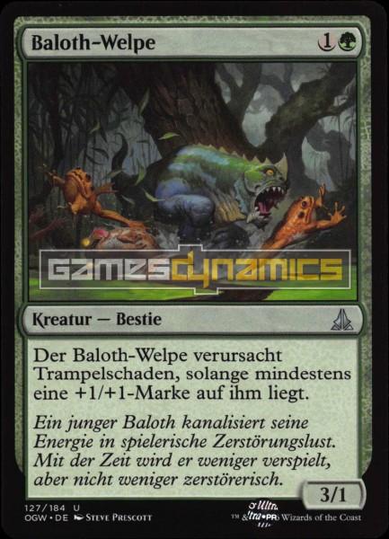 Baloth-Welpe