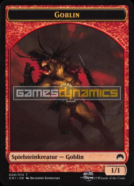 Spielsteinkreatur - Goblin