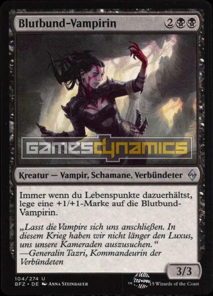 Blutbund-Vampirin