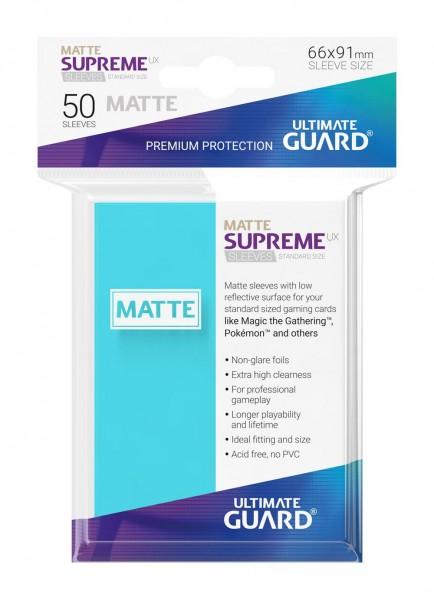 Ultimate Guard Supreme UX Sleeves Standardgröße Matt 50