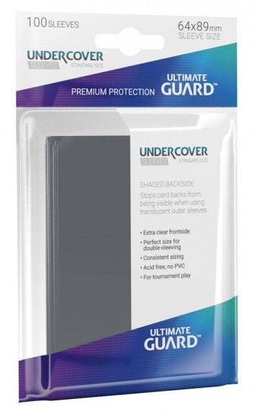 Ultimate Guard Undercover Sleeves
