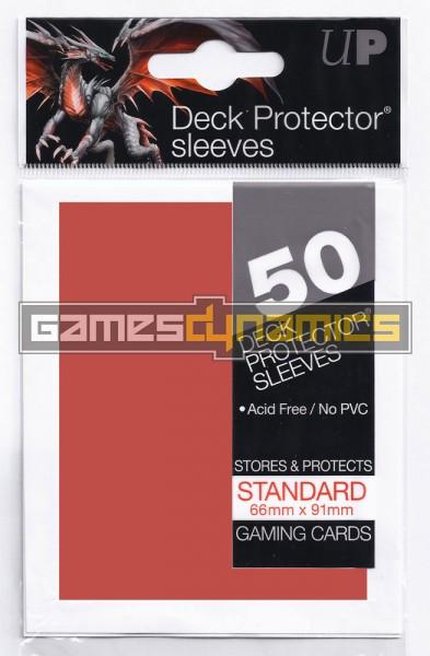 Ultra Pro - Standard Sleeves - 50 Sleeves