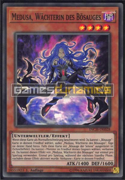 Medusa, Wächterin des Bösauges