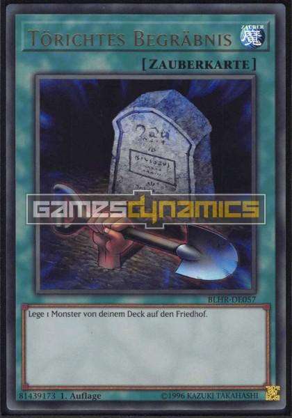Törichtes Begräbnis