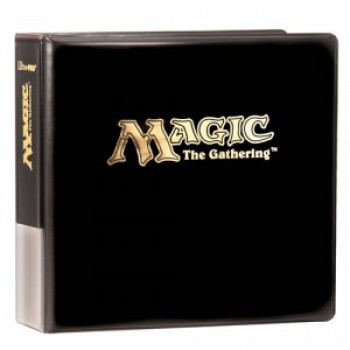 UP - Magic 3' Black Album - Hot Stamp