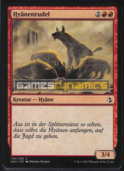 Hyänenrudel