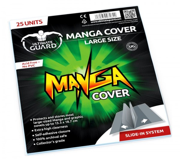 Ultimate Guard Manga Covers Schutzeinbände (25)