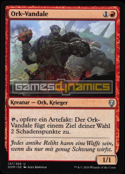Ork-Vandale