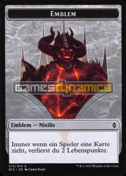 Emblem - Nixilis