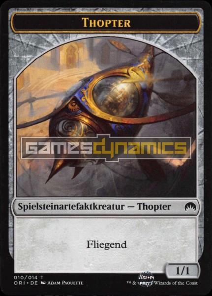 Spielsteinartefaktkreatur - Thopter (Version 1)