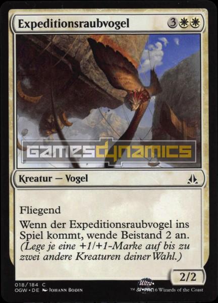 Expeditionsraubvogel