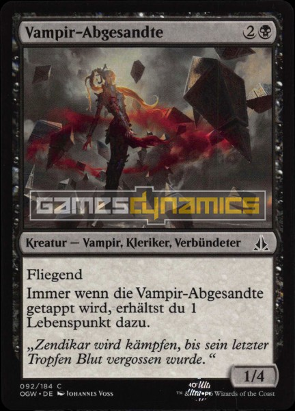 Vampir-Abgesandte