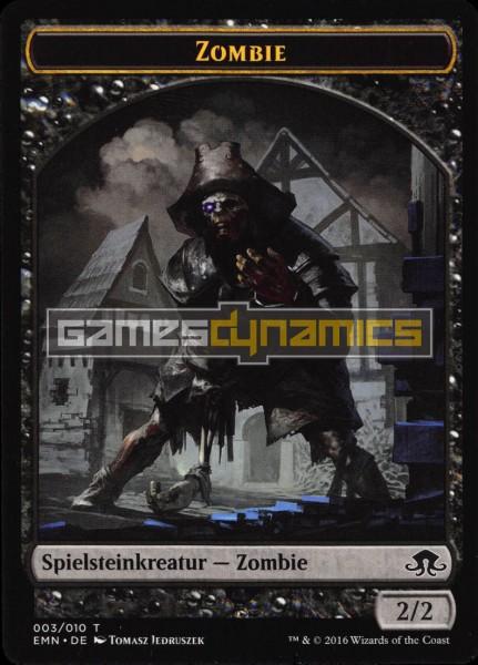 Spielsteinkreatur - Zombie