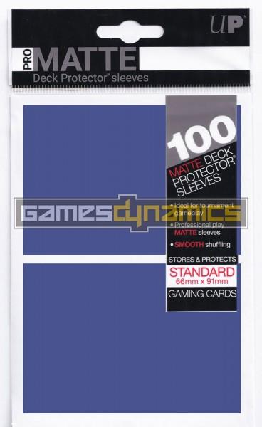 Ultra Pro - Standard Deck Protector - PRO-Matte - 100 Sleeves
