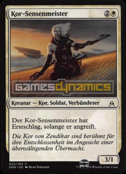 Kor-Sensenmeister