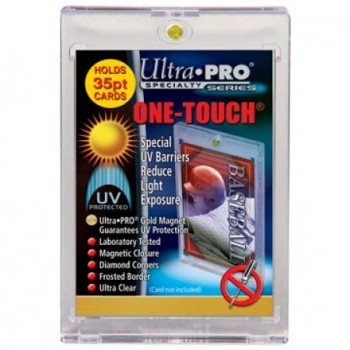 Ultra Pro - Specialty Holder - UV One Touch Magnetic Holder