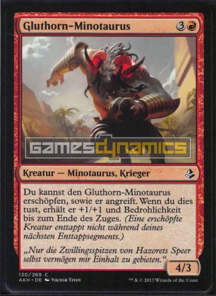 Gluthorn-Minotaurus