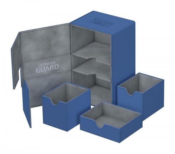 Ultimate Guard Twin Flip´n´Tray Deck Case 160+ Standardgröße XenoSkin