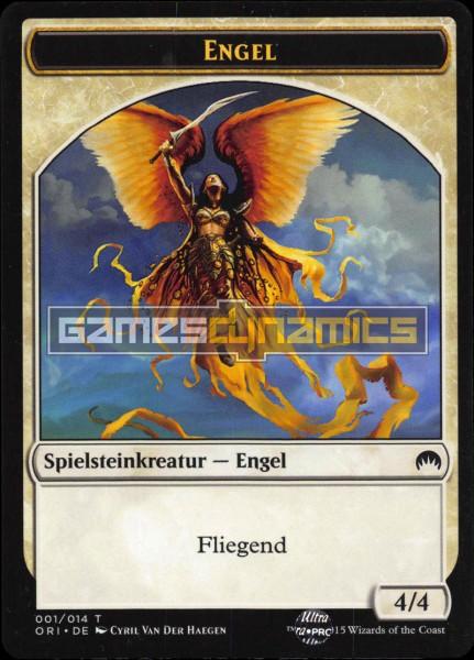 Spielsteinkreatur - Engel