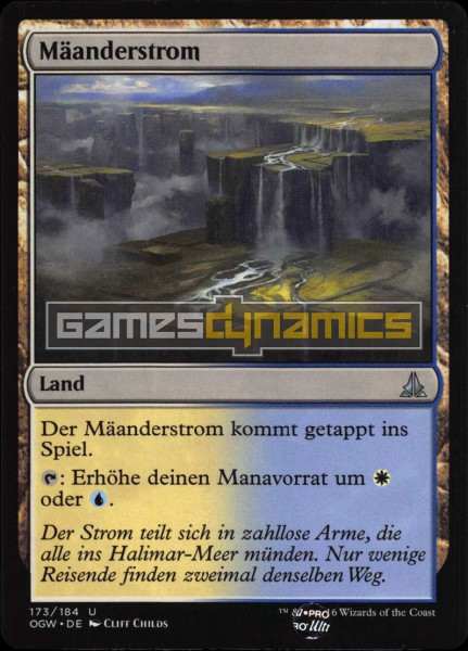 Mäanderstrom