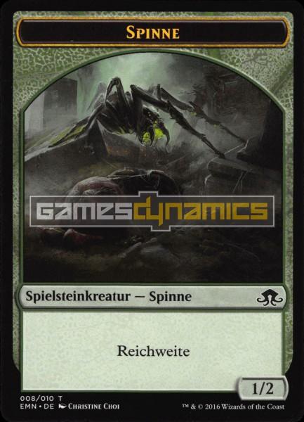 Spielsteinkreatur - Spinne
