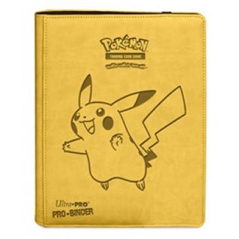 Ultra Pro - Premium Pro-Binder - Pikachu