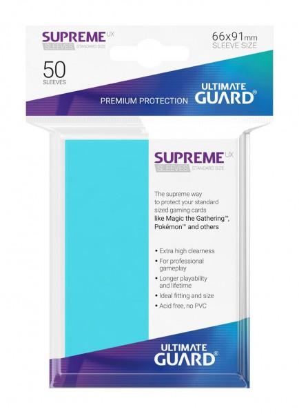 Ultimate Guard Supreme UX Sleeves Standardgröße 50