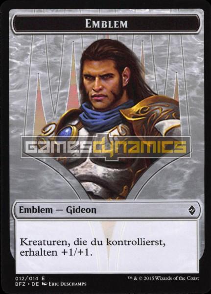 Emblem - Gideon