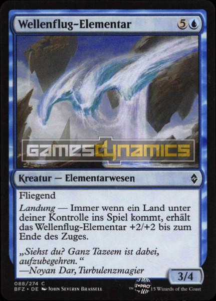 Wellenflug-Elementar